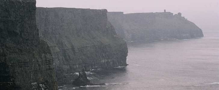 Cliffs of Moher scogliere d'Irlanda