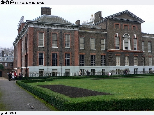 Cosa vedere a londra for Interno kensington palace